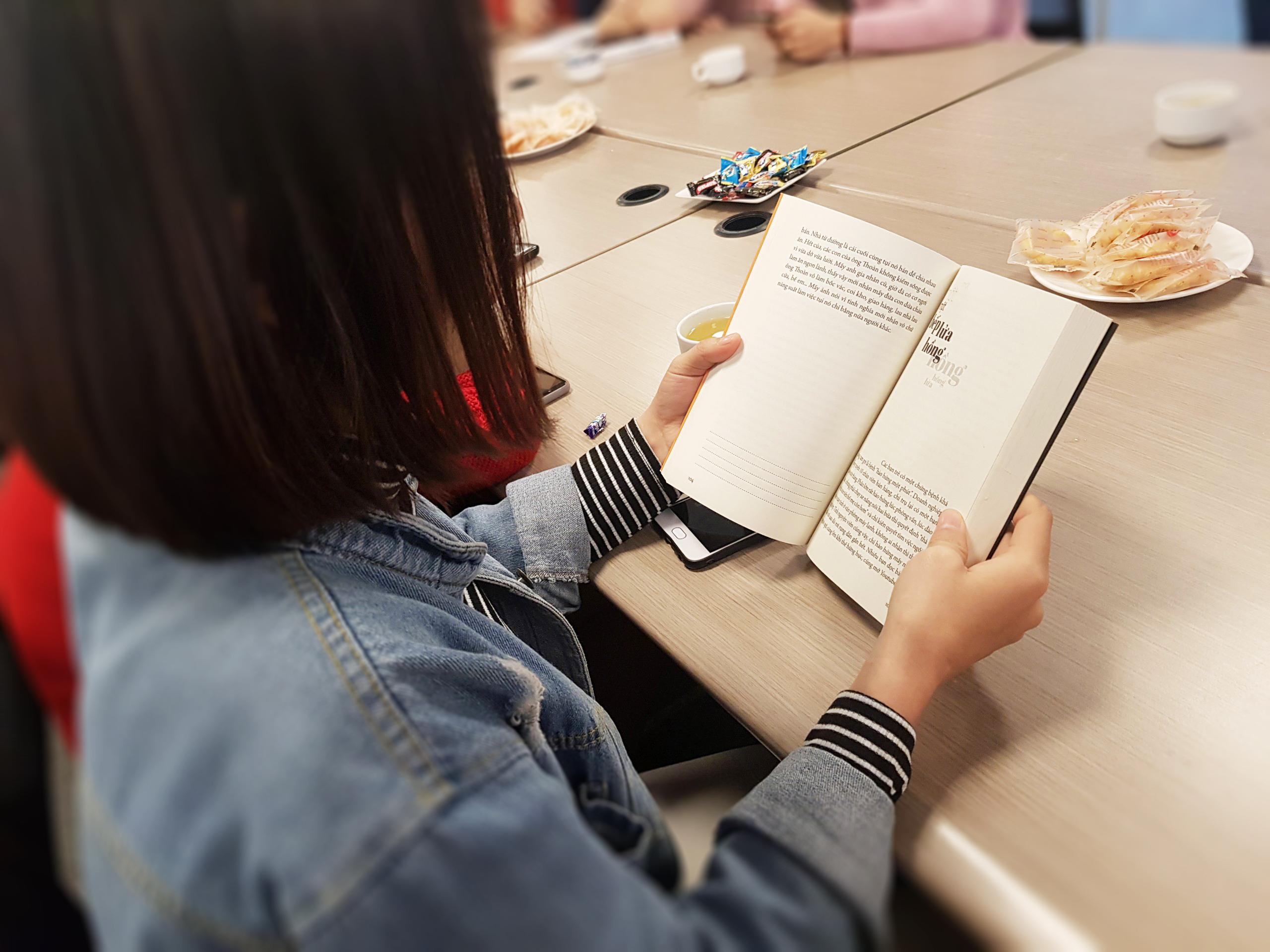 Hội thảo sách tại Mazda Lê Văn Lương