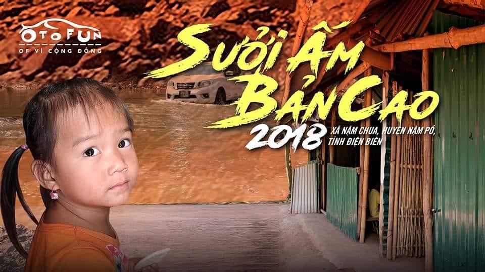 Quỹ AHCOM – Kết nối tấm lòng Việt đồng hành cùng OtoFun mang niềm vui đến với Nậm Chua – Điện Biên