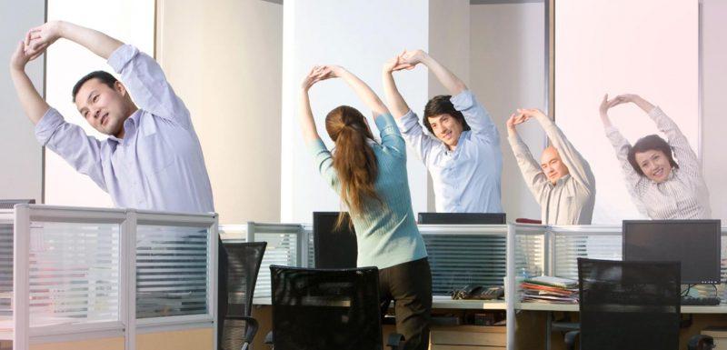 Tập thể dục để chống lại cơn buồn ngủ