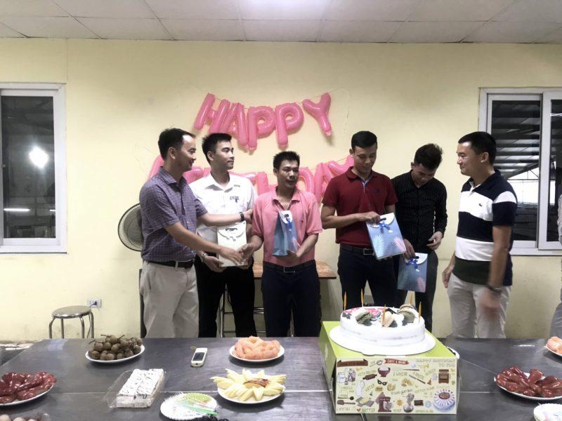 AHCOM chúc mừng sinh nhật tháng 6/2019