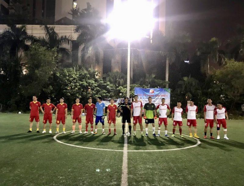 Khai mạc giải bóng đá ahcom cup lần thứ 11
