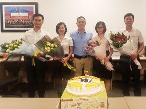 AHCOM Việt Nam chúc mừng sinh nhật tháng 7