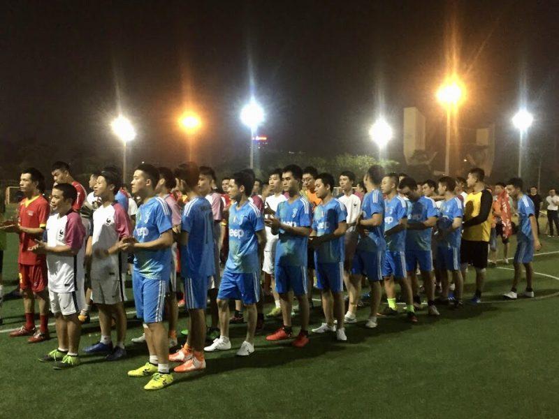Khai mạc giải bóng đá ahcom cup 11 2
