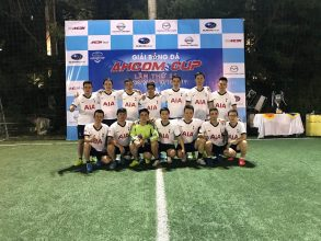 Khai mạc ahcom cup 11