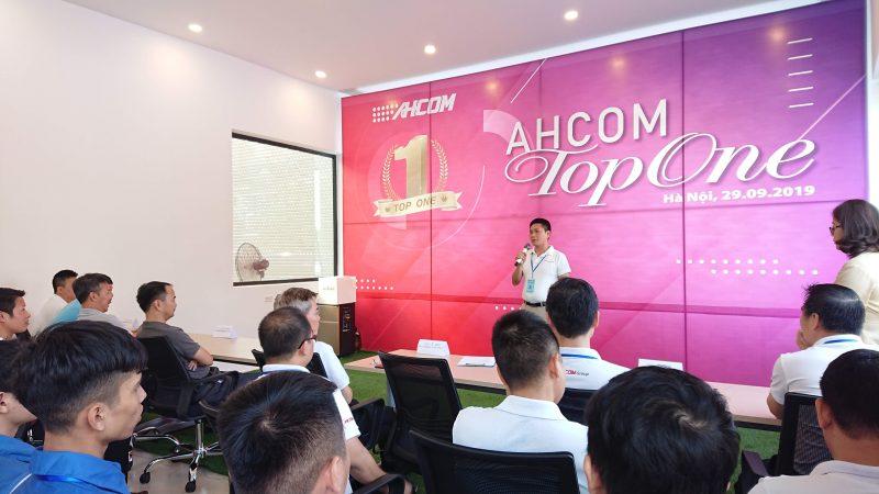 AHCOM TOP 1 mùa 3 - Vòng thi thực hành
