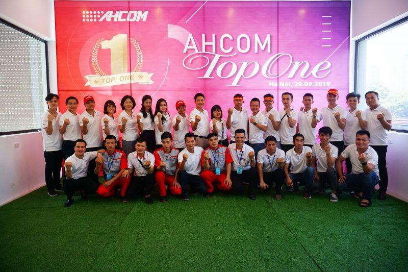 AHCOM TOP 1 mùa 3