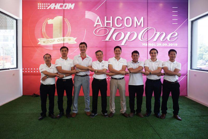 AHCOM TOP 1 2019
