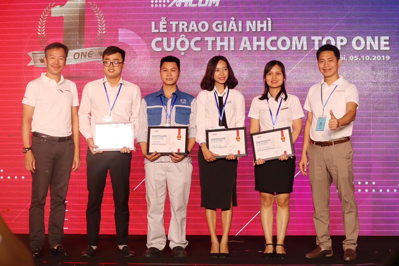 Lễ trao giải AHCOM TOP 1 mùa thứ 3