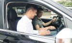 trial drive event Subaru Hanoi 1