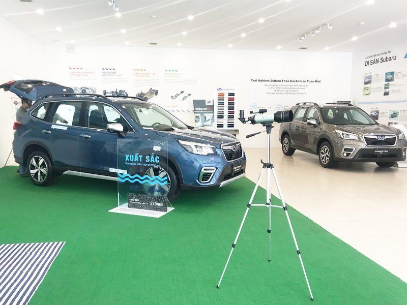 trial drive event Subaru Hanoi 10