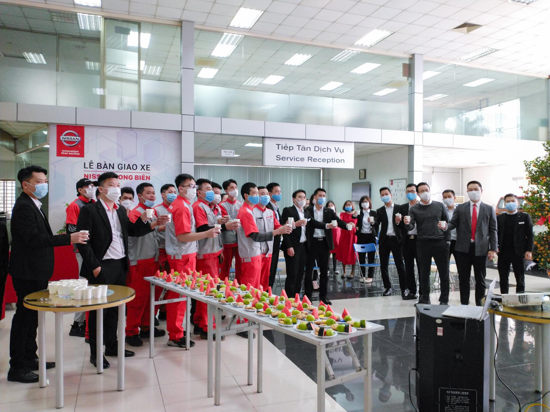 Gặp mặt đầu xuân 2021 tại AHCOM Việt Nam